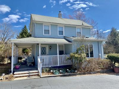 Freehold Single Family Home For Sale: 12 Topanemus Lane