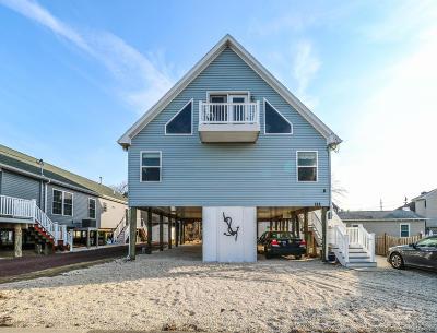 Seaside Park Single Family Home For Sale: 109-111 1st Avenue