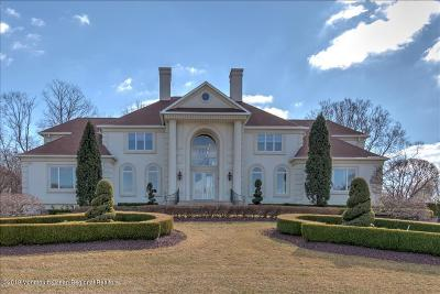 Morganville Single Family Home For Sale: 312 Bayview Drive