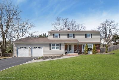 Ocean County, Monmouth County Single Family Home For Sale: 3 Kimberly Drive
