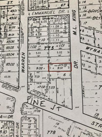 Lakewood Residential Lots & Land For Sale: Dr Martin Luther King Drive