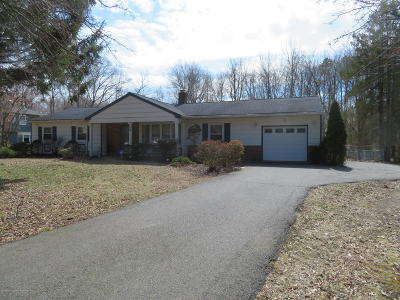 Manalapan Single Family Home For Sale: 15 Bunker Hill Drive