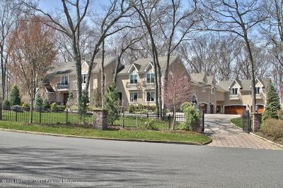 Ocean County, Monmouth County Single Family Home For Sale: 726 Woodchuck Lane