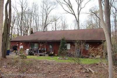 Ocean Twp Single Family Home For Sale: 2795 Asbury Avenue