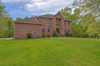 Morganville Single Family Home For Sale: 150 Crine Road