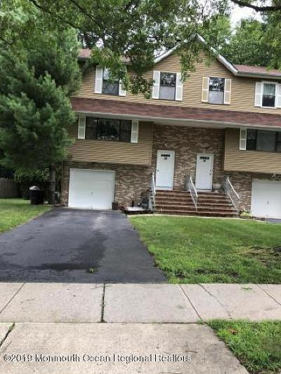 Manalapan Condo/Townhouse For Sale: 36 Dortmunder Drive