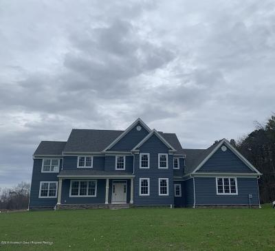 Howell Single Family Home Under Contract: 2 Duchess Court