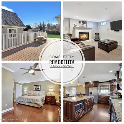 Wall Single Family Home Under Contract: 2918 Roosevelt Street