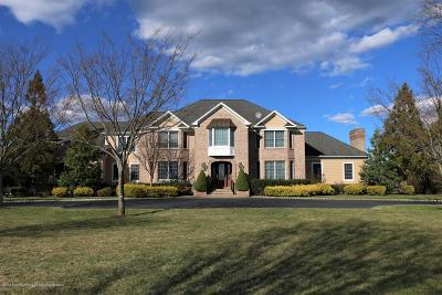 Colts Neck Single Family Home For Sale: 6 Comstock Lane