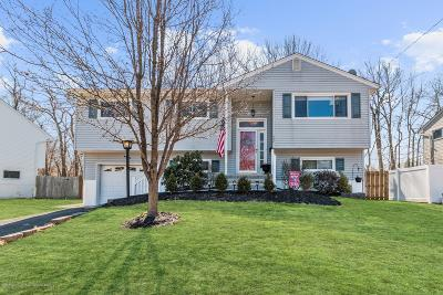 Hazlet Single Family Home For Sale: 22 Nevada Drive