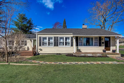Monmouth County Single Family Home For Sale: 2413 Homestead Avenue