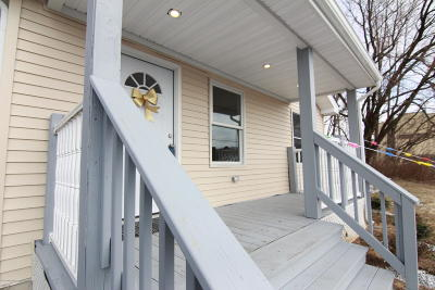 Aberdeen, Matawan Single Family Home For Sale: 59 Church Street