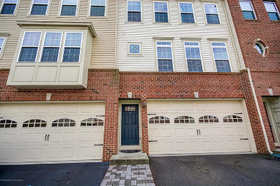 Middletown Condo/Townhouse For Sale: 51 Pate Drive