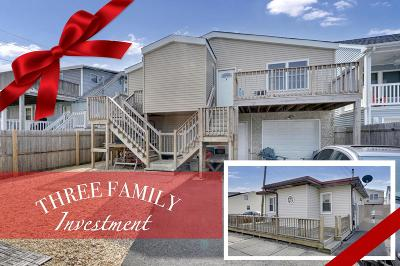 Seaside Heights Multi Family Home Under Contract