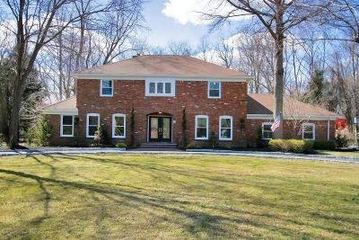 Colts Neck Single Family Home For Sale: 20 Farmgate Drive