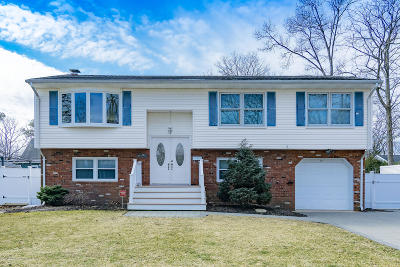 Brick Single Family Home For Sale: 541 Nicholas Road