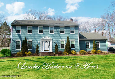 Ocean County Single Family Home For Sale: 20 Jacqueline Court