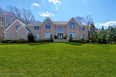 Holmdel Single Family Home For Sale: 8 Chaser Court
