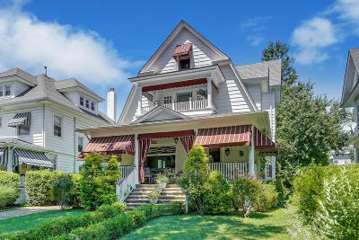 Monmouth County Single Family Home For Sale: 225 Cedar Avenue