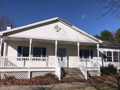 Jackson Single Family Home For Sale: 548 Basso Street