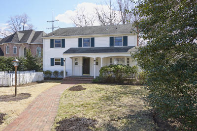 Red Bank Single Family Home For Sale: 66 Conover Lane