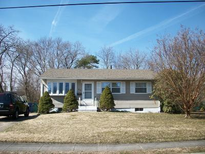 Toms River Single Family Home For Sale: 25 Brandies Road