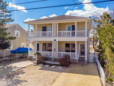 Long Beach Twp Townhouse For Sale: 108 19th Street