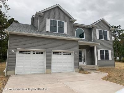 Toms River Single Family Home For Sale: 1716 Commonwealth Boulevard