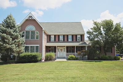 Toms River Single Family Home Under Contract: 1173 Old Freehold Road