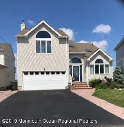 Ocean County Single Family Home For Sale: 124 Cartagena Drive