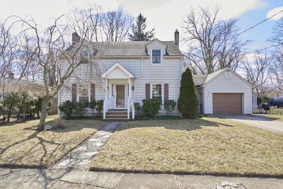 Monmouth County Single Family Home For Sale: 70 Lake Shore Drive