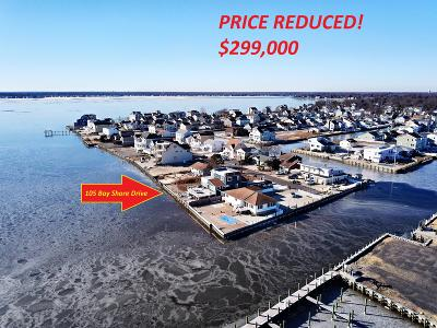 Toms River Residential Lots & Land For Sale: 105 Bay Shore Drive