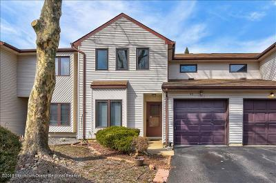 Monmouth County Condo/Townhouse For Sale: 42 Orange Drive