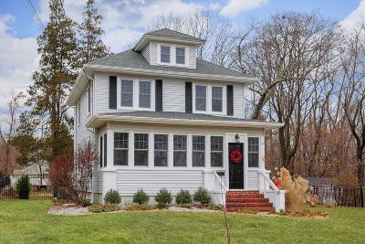 Monmouth County Single Family Home For Sale: 219 Cooper Road