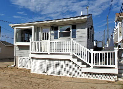 Lavallette Single Family Home For Sale: 3421 Seaview Road