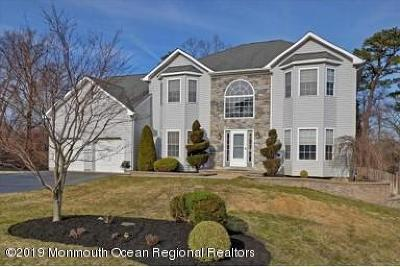 Ocean County Single Family Home For Sale: 765 Mehar Court
