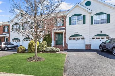 Monmouth County Condo/Townhouse For Sale: 40 Heron Court