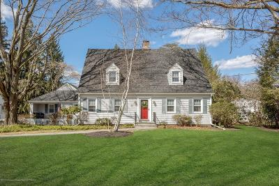 Monmouth County Single Family Home For Sale: 77 Dutch Lane Road