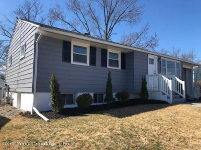 Monmouth County Single Family Home For Sale: 302 Orange Avenue