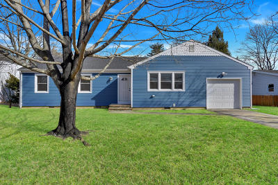 Ocean County Single Family Home For Sale: 477 Aurora Drive