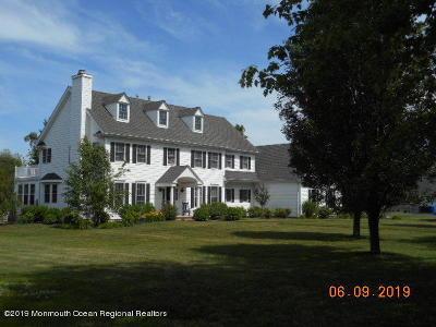 Single Family Home For Sale: 1078 Prospect Avenue
