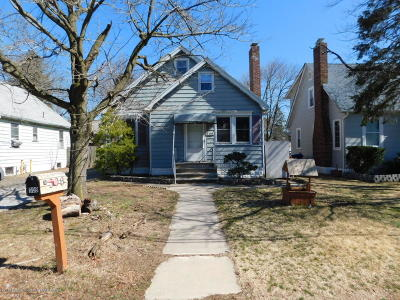 Ocean County Single Family Home For Sale: 308 Keats Avenue