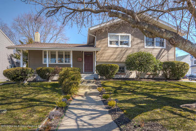 Brielle Single Family Home Under Contract: 506 Harris Avenue