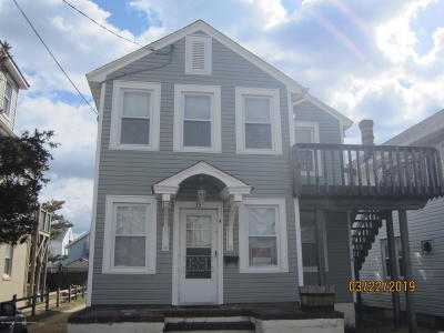Seaside Park Multi Family Home For Sale: 35 Porter Avenue