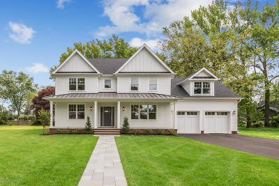 Little Silver Single Family Home Under Contract: 180 Winding Way
