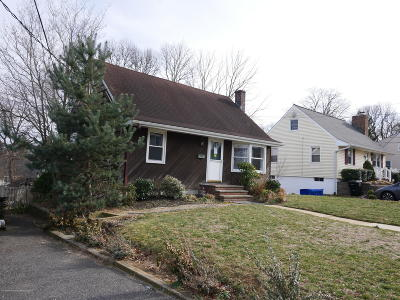 Red Bank Single Family Home Under Contract: 38 Campbell Street