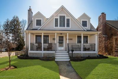 Single Family Home For Sale: 35 Gertrude Place
