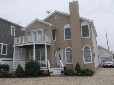 Lavallette Single Family Home Under Contract: 903 Bay Boulevard