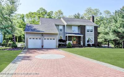 Eatontown Single Family Home For Sale: 6 Jamestown Road