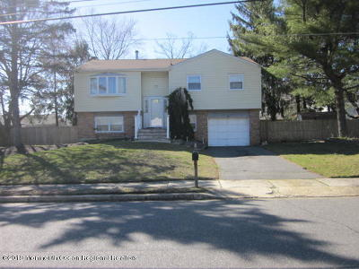 Neptune Township Single Family Home For Sale: 7 Colgate Avenue